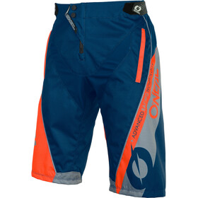 O'Neal Element FR Hybride Shorts Heren, blue/orange